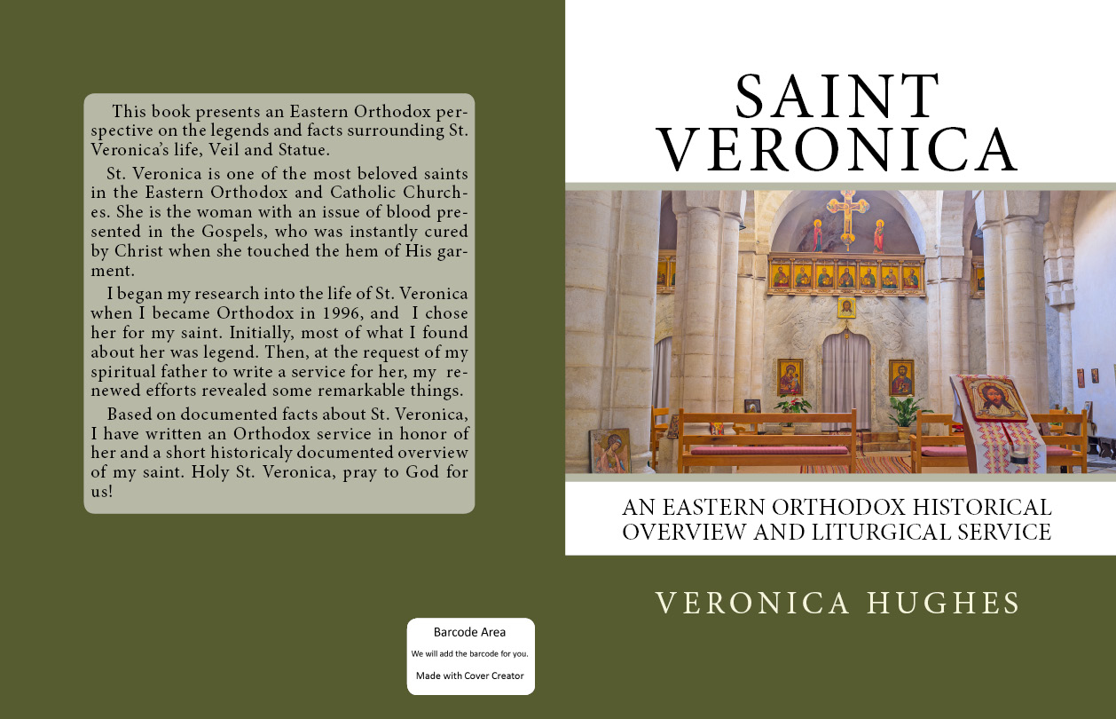 St. Veronica's book cover